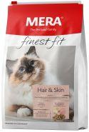Mera Finest Fit Hair & Skin Сухой корм для здоровой кожи и шерсти, 1,5 кг