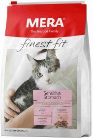 Mera Finest Fit Sensitive Stomach Сухой корм для кошек с чувствительным пищеварением, 10 кг