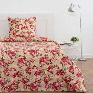 Постельное бельё 1,5 сп Лепота «Розовый сон» , 143х215 см,145х214 см,70х70 см - 1шт