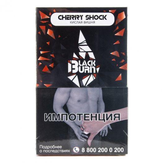 Burn Black - Cherry Shock