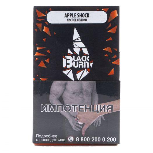 Burn Black - Apple Shock