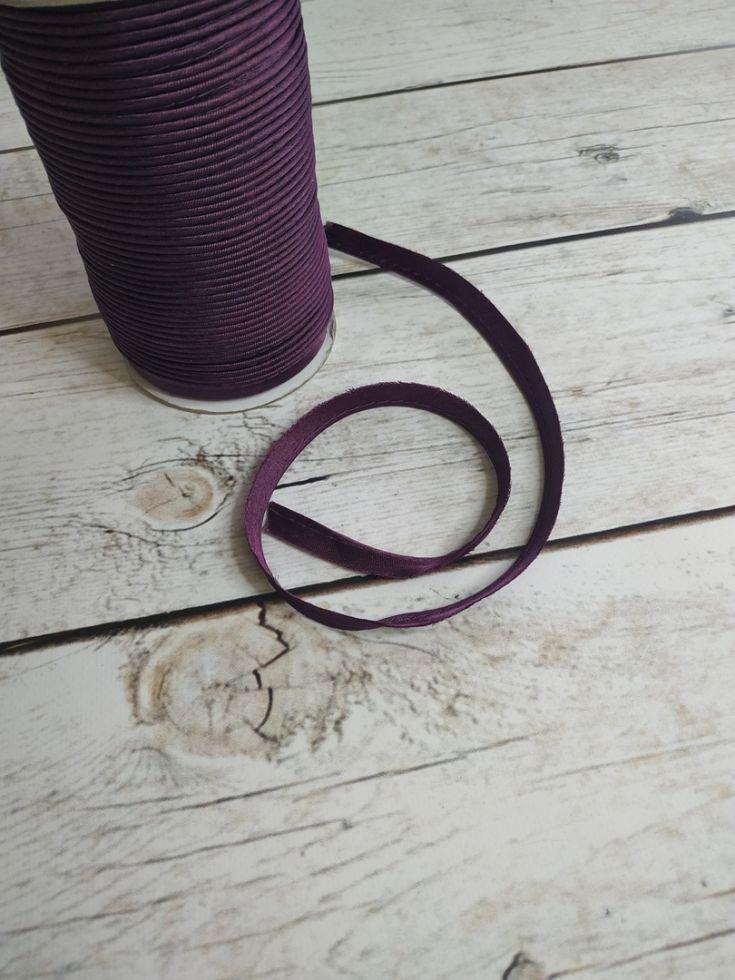 кант атласный фиолет