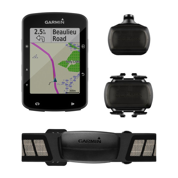 Garmin Edge 530 Plus bundle