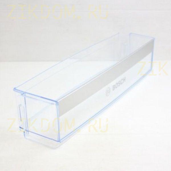 675954 Полка-балкон нижняя холодильника Bosch