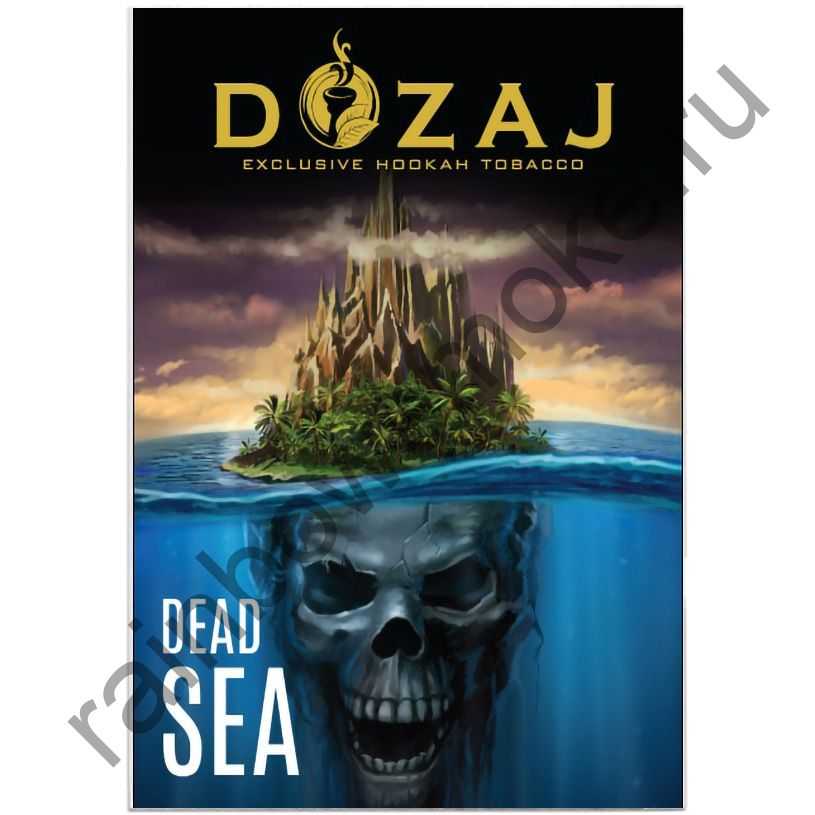 Dozaj 50 гр - Dead Sea (Мертвое Море)