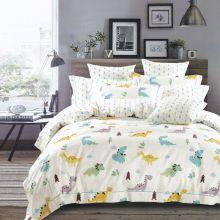 Комплект постельного белья Сатин  KARNA 1,5-спальный детский Арт.467/18-1