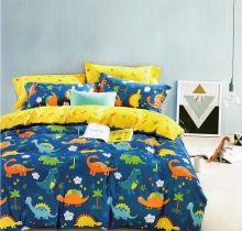 Комплект постельного белья Сатин  KARNA 1,5-спальный детский Арт.467/36