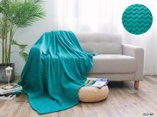 Плед велсофт Royal  plush 2-спальный 180*200  Арт.180/012-RP