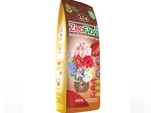 """Грунт для луковичных """"ZeoFlora"""" 2,5л"""