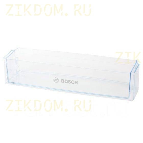 Полка-балкон холодильника Bosch