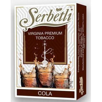 Табак Serbetli - Cola (Кола, 50 грамм)