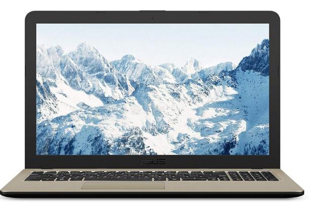 """Ноутбук ASUS R540UA-DM3202 (15.6""""/1920x1080/Intel Core i3 6100U(2.3Ghz)/4096Mb/256SSDGb/noDVD/Int: Intel HD/Chocolate Black/Linux) (90NB0HF1-M47760)"""