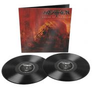 HEATHEN Empire of the blind BLACK VINYL [2LP]