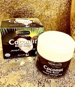 Coconut Body Butter Hemani , 50 мл