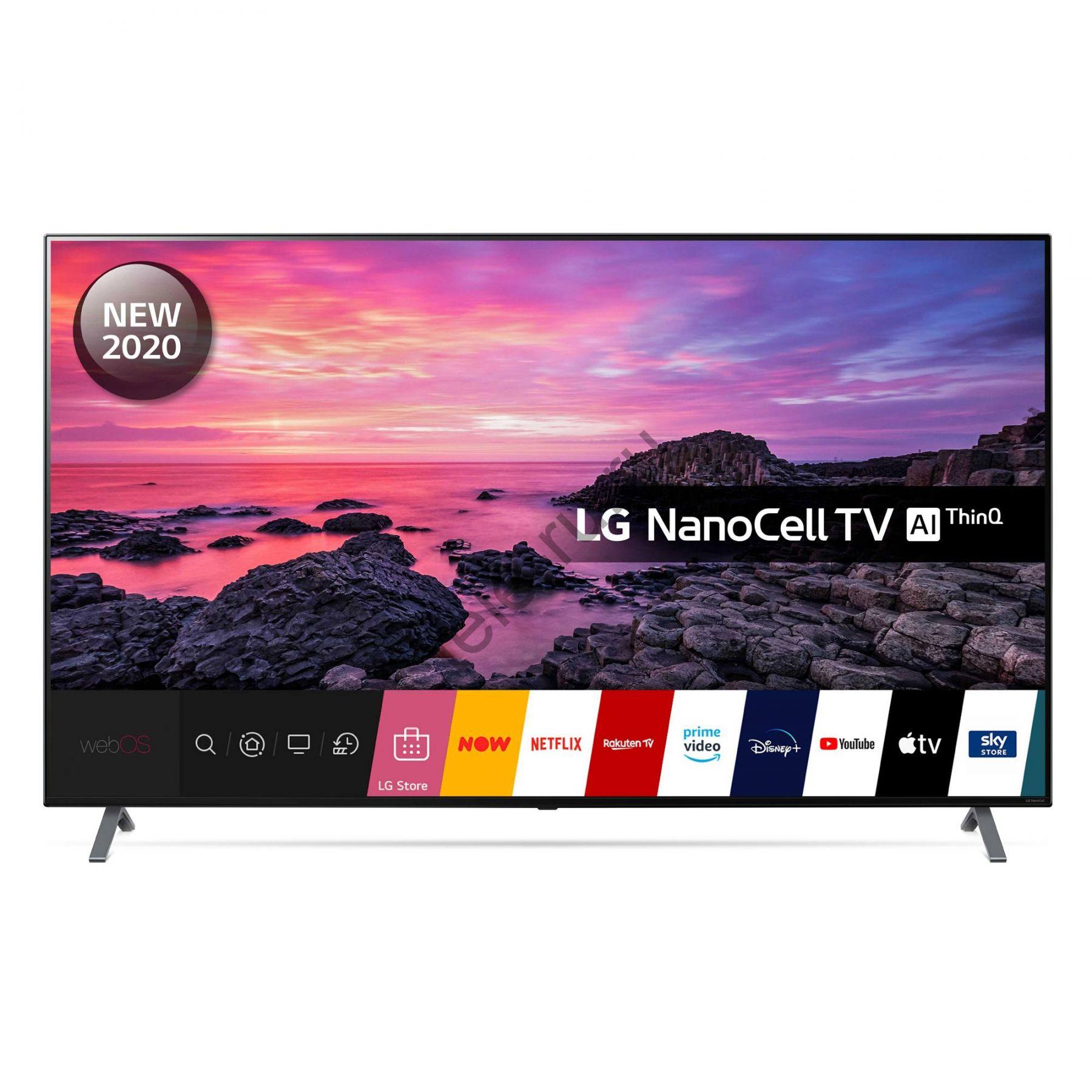 Телевизор NanoCell LG 75NANO906