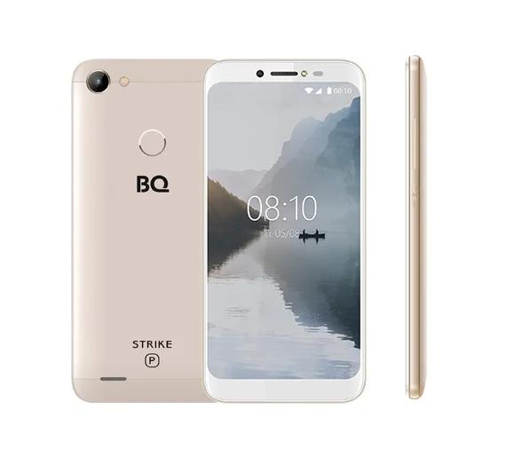 Смартфон BQ 5514G STRIKE POWER GOLD