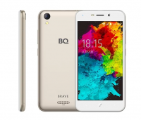 Смартфон BQ 5008L BRAVE GOLD