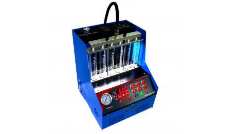 TEMP ENC-602A Установка для тестирования и очистки форсунок