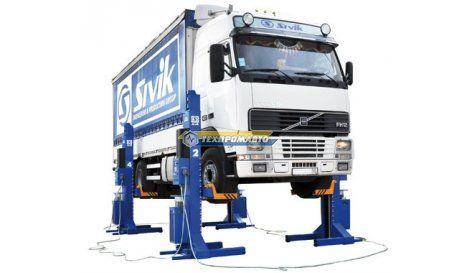 Подъемник гаражный передвижной ПГП-30000