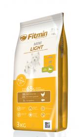 Fitmin Mini Light Сухой корм для взрослых собак малых пород, с низким уровнем активности, 400 гр
