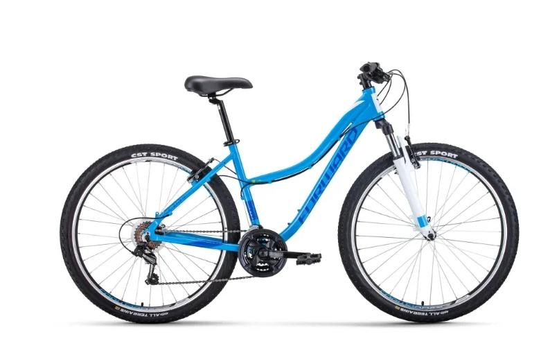 Горный (MTB) велосипед FORWARD JADE 27,5 1.0 Голубой (RBKW0767Q003)