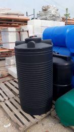 Бак для воды ЭВЛ-Т 1000 литров черный