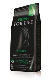 Fitmin For LiFE Adult All Breeds Полнорационный корм для взрослых собак всех пород, 15кг