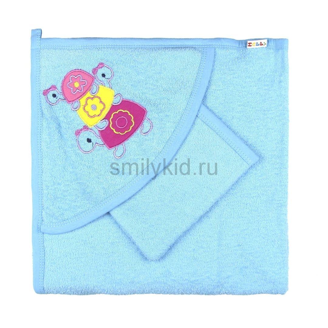 Полотенце детское махровое оптом | 1 шт