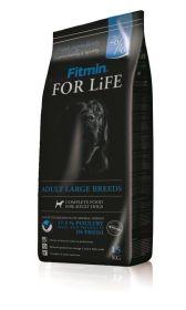 Fitmin FOR LIFE ADULT LARGE BREEDS Полнорационный корм для взрослых собак крупных пород, 3 кг