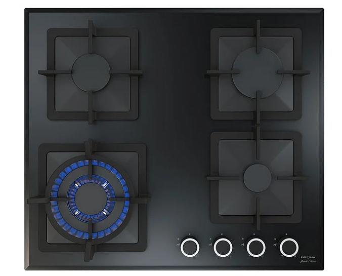 Газовая варочная панель KRONA CALORE 60 BL