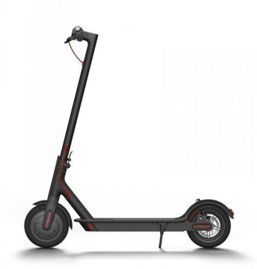 Электросамокат E-Scooter MiniRobot 365 Черный (7800mah)