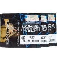 Cobra SELECT 4-703 Peach iced tea 40гр