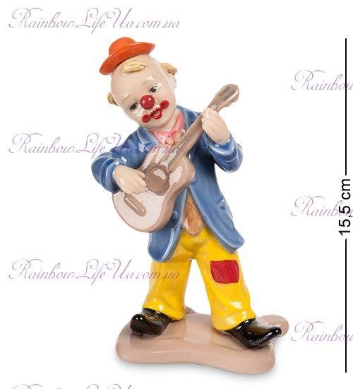 """Фигурка Клоун с гитарой CMS-23/45 """"Pavone"""""""