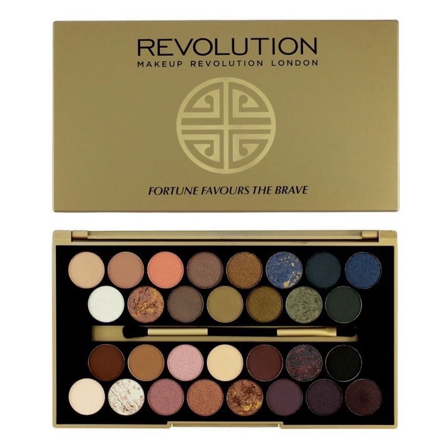 Тени Makeup Revolution Fortune Favours (02500)