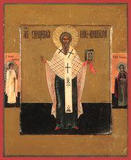 Икона Антипа Пергамский священомученик