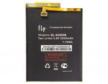 Аккумулятор Fly BL-N2000B BLN2000B для телефона IQ4516 Octa Tornado Slim 2050mAh оригинал