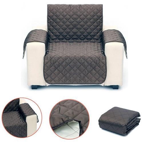 Двустороннее покрывало для кресла Couch Coat с подлокотниками