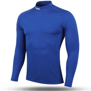 Джемпер детский KELME Pro Tights(Thick), синий, рост 150, артикул K15Z738-400