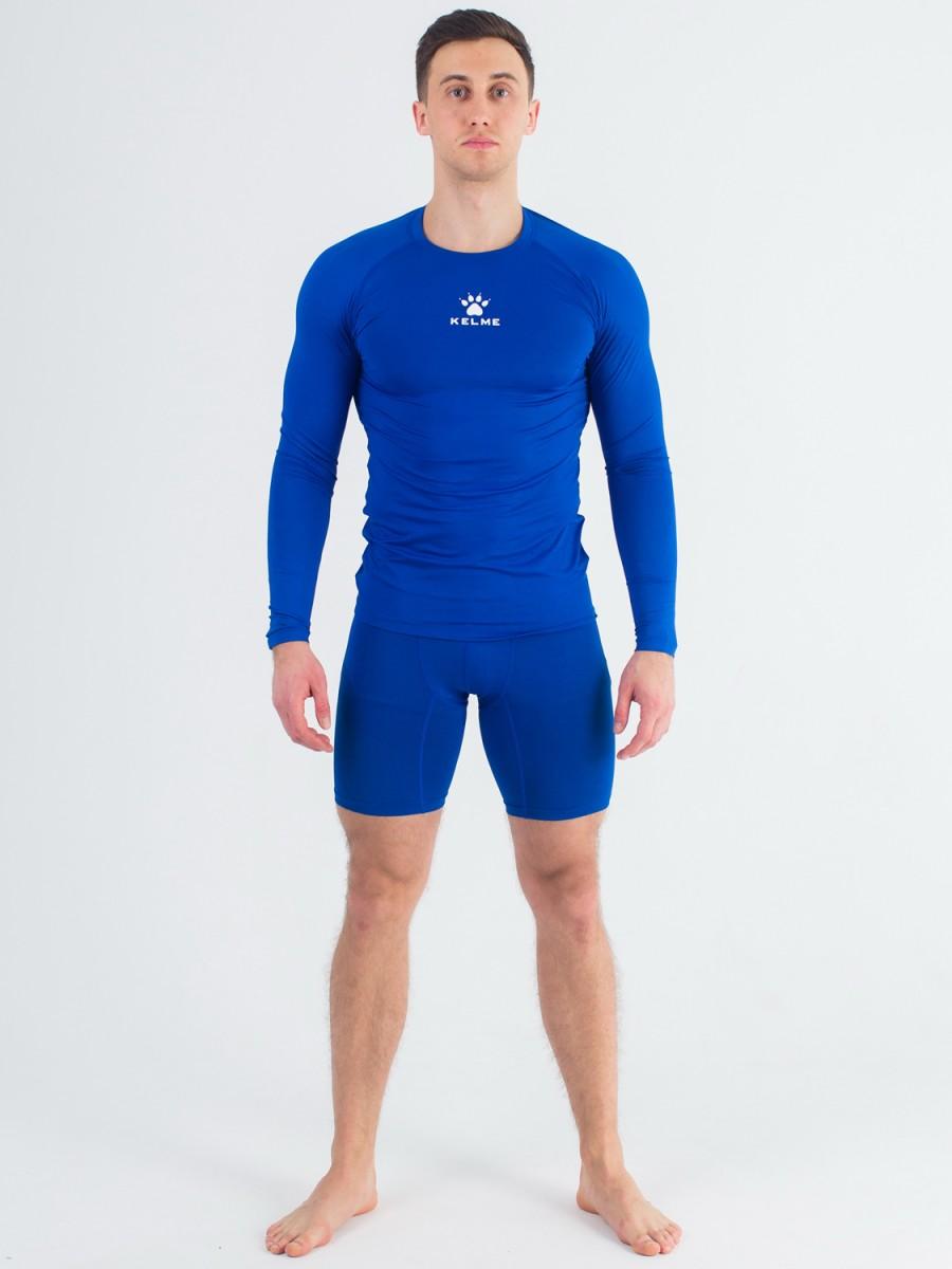 Шорты Pro Tackling Shorts, KELME, синие, размер XL, артикул K15Z706-400