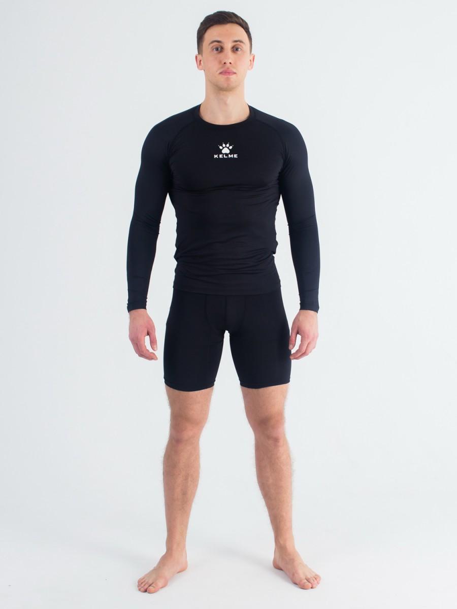 Шорты Pro Tackling Shorts, KELME, чёрные, размер S, артикул K15Z706-000