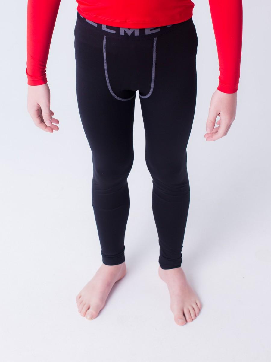 Брюки Tight Trousers Kid, черные, рост 140, артикул K15Z737-000