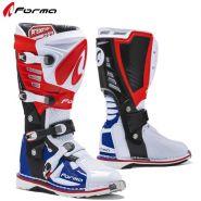 Ботинки Forma Predator 2.0, Красно-синие
