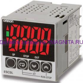 Терморегулятор Omron E5CSL-RTC (вх. термопара. вых реле)