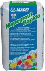 Ремонтная Cмесь Mapei Mapegrout Rapido 25кг для Ремонта Бетона