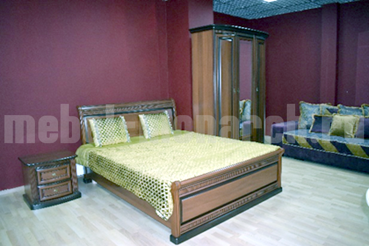 Кровать Милан 60