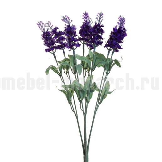 Веточка лаванды с 8 цветками 8J-1105B0031