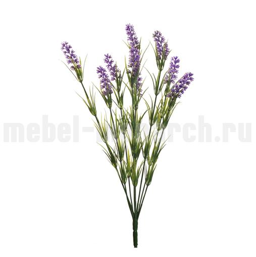 Веточка лаванды с 9 цветками 8J-12MB0001