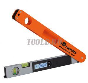 NEDO Winkeltronic 450mm - угломер электронный