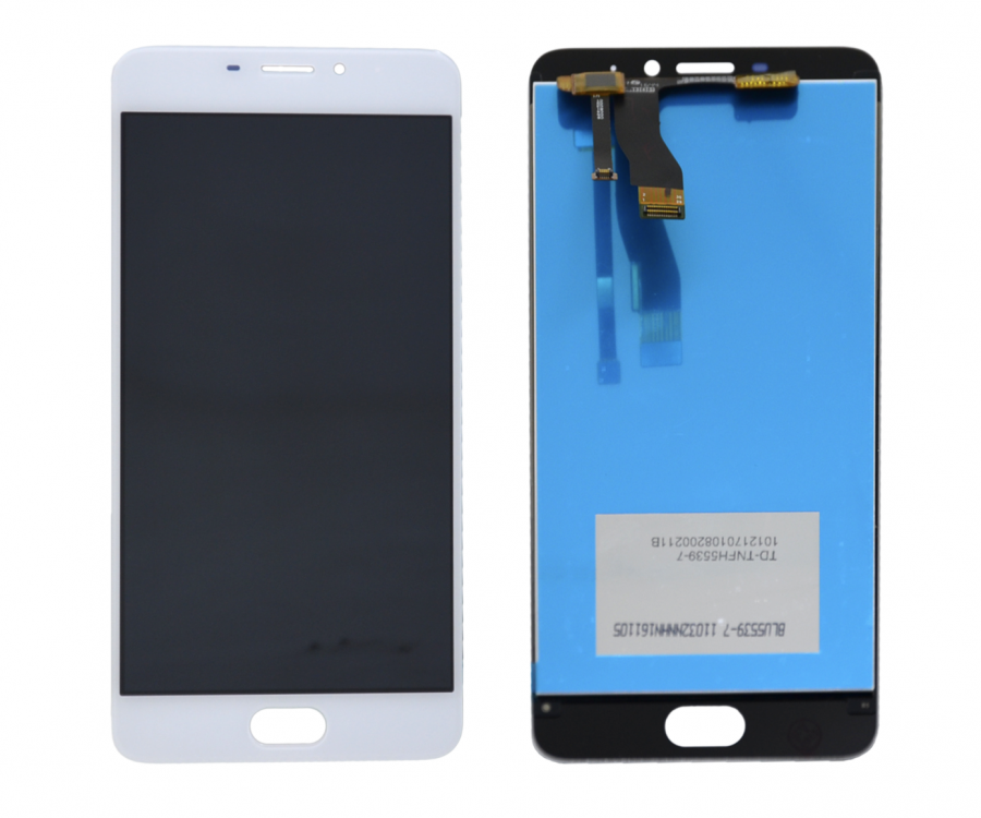 LCD (Дисплей) Meizu M5 Note (в сборе с тачскрином) (white)