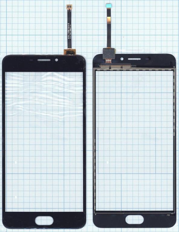 Тачскрин Meizu M5 Note (black)